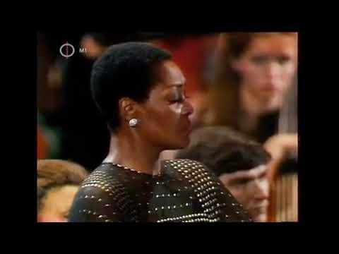 SHIRLEY VERRETT Verdi Requiem - Libera me- BUDAPEST 1981