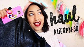 Haul AliExpress #6 (Enorme commande du 11.11 !!) 🌙