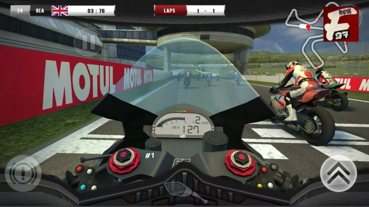 SBK 16 Official Mobile Game MOD APK…Android #momenlucu  #Smartphone #Android