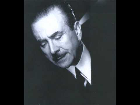 Claudio Arrau plays Schubert Sonata D.894