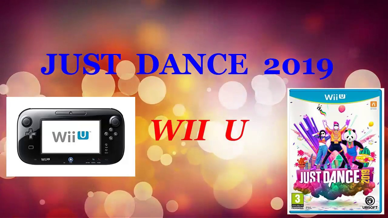 Just Dance 2019 Wii U Listo Descargar Youtube