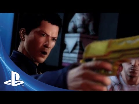 Sleeping Dogs for PS3 - Launch Trailer thumbnail