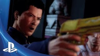 Sleeping Dogs for PS3 - Launch Trailer