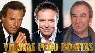 Julio Iglesias, Dyango, Jose Luis Perales  Cancion Clasica Vejitas Pero Bonitas