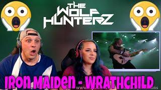 Iron Maiden - Wrathchild (Rock In Rio 2001) THE WOLF HUNTERZ Reactions