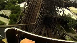 Ghost Rider Roller Coaster