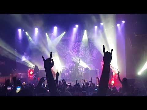 ARCH ENEMY - The World Is Yours live in Athens , Piraeus  Academy 117 22.09.17 ( 4k )
