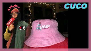 Painting my Bucket Hat: Cuco Edition