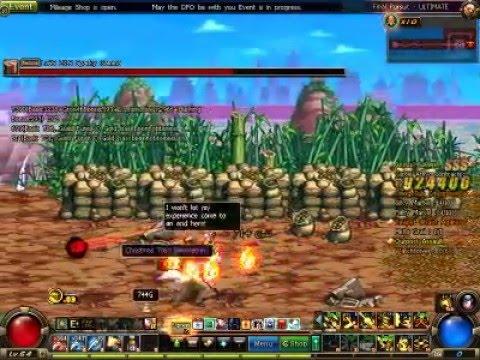 Dungeon Fighter Online: Kunoichi Final Pursuit-Ultimate