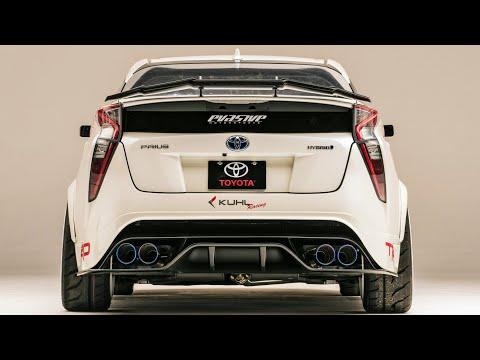PRIUS G Extreme - Modified Toyota PRIUS | Toyota PRIUS BOSS Status - Toyota PRIUS