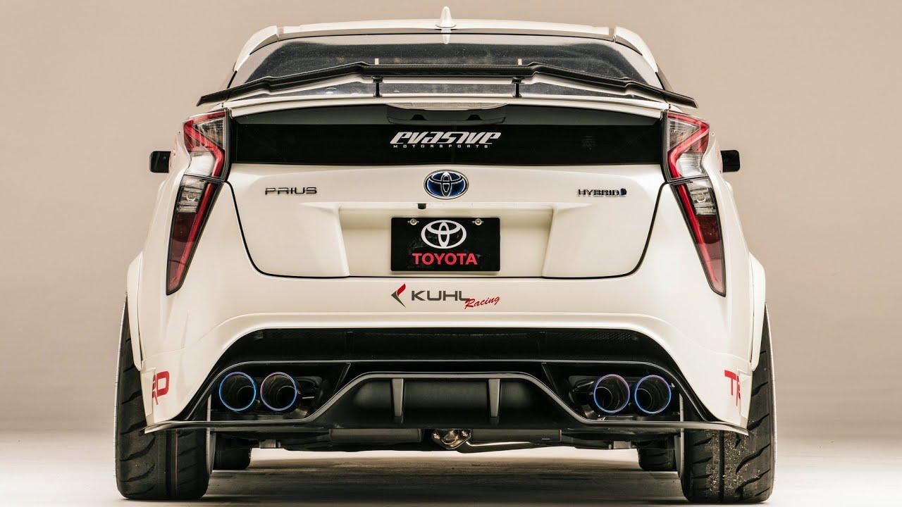 Prius G Extreme Modified Toyota Prius Toyota Prius