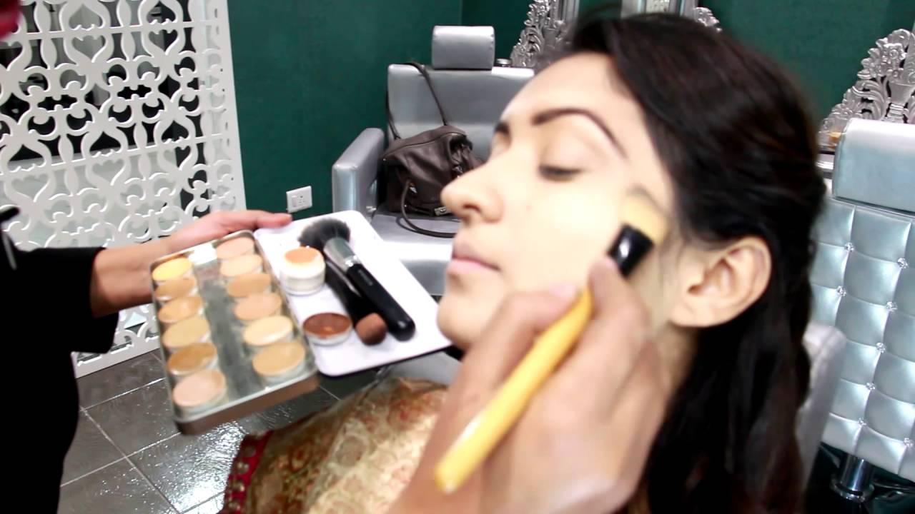 Cleopatra Salon Makeup Artist Chandigarh Best Bridal Makeup Chandigarh Youtube
