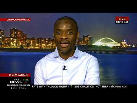 Xolani Dube gives analysis on CR17 campaign e-mails