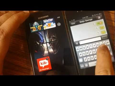 KIK Messenger Windows Phone