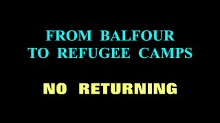 BALFOUR: A Legacy of Expulsion,  Ghada karmi