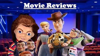 Child's Play / Toy Story 4 / Anna - Movie Reviews