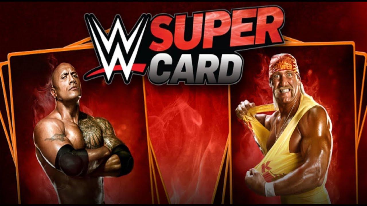 Wwe Supercard Pc Gameplay Youtube