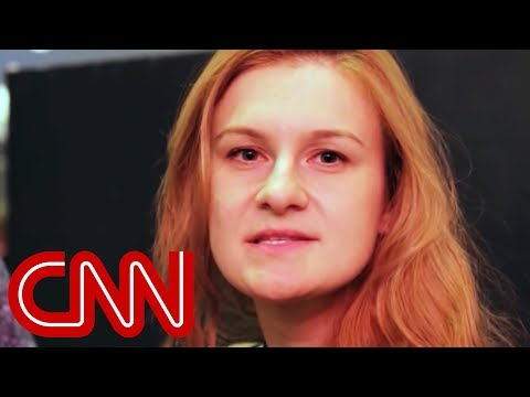 Accused Russian spy speaks out from prison – CNN International