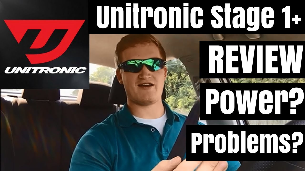 Unitronic Stage 1+ ECU Tune Review - Power? Reliability problems with the  tune?