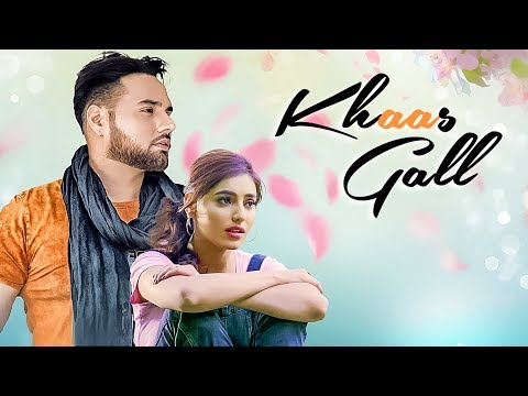 Thumbnail: Khaas Gall: Monty & Waris (Full Video) Feat. Ginni Kapoor | Latest Punjabi Songs 2017 | T-Series