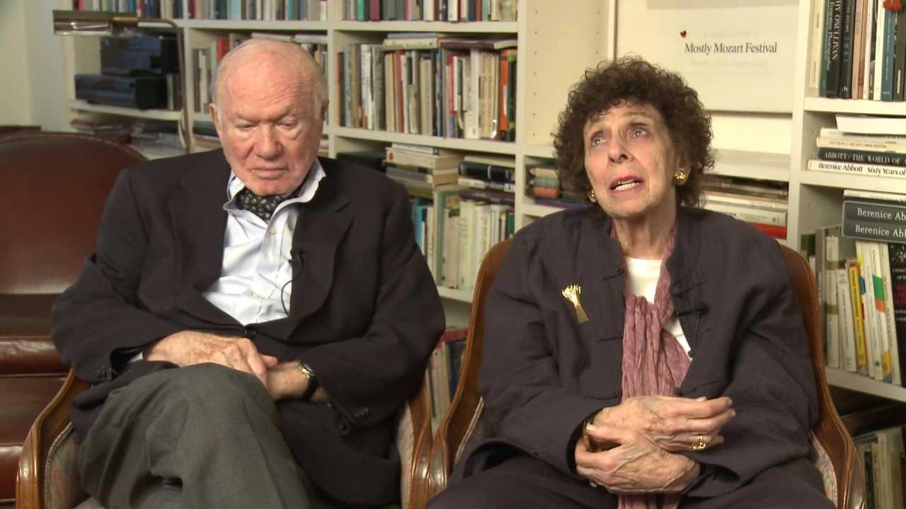 Alma & Philip Kalb, New York Philharmonic Subscribers since 1949
