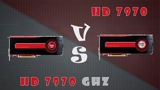 radeon hd 7970 vs radeon hd 7970 ghz edition