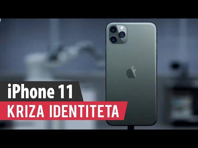 iPhone 11 - Kriza identiteta