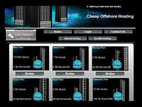 PakiOffshoreHost | Your source for cheap offshore hosting.