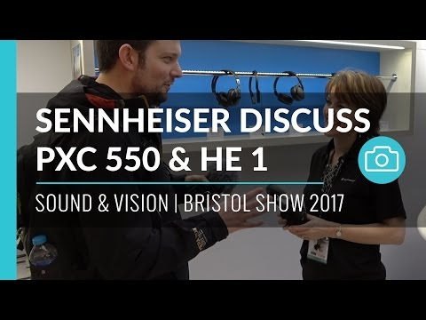 Overview of the Sennheiser PXC 550 Headphones | Sound & Vision 2017