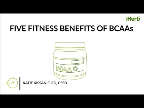 Fitness Benefits of Branched-Chain Amino Acids (BCAAs)