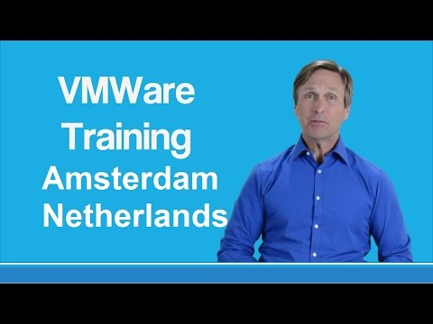 VMware training Amsterdam Netherlands