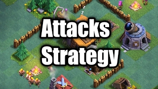 Clash of clans | Attack strategies for builder bases(night mode) | Replays of attacks