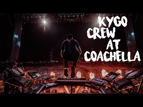 Kygo Crew at Coachella Instagram Stories ft. Tribute To Avicii, Ariana Grande and more