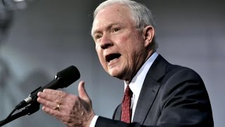 Trump picks Senator Jeff Sessions for attorney general Free HD Video
