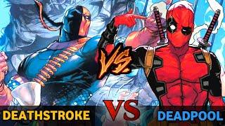 Deadpool vs Deathstroke in Hindi