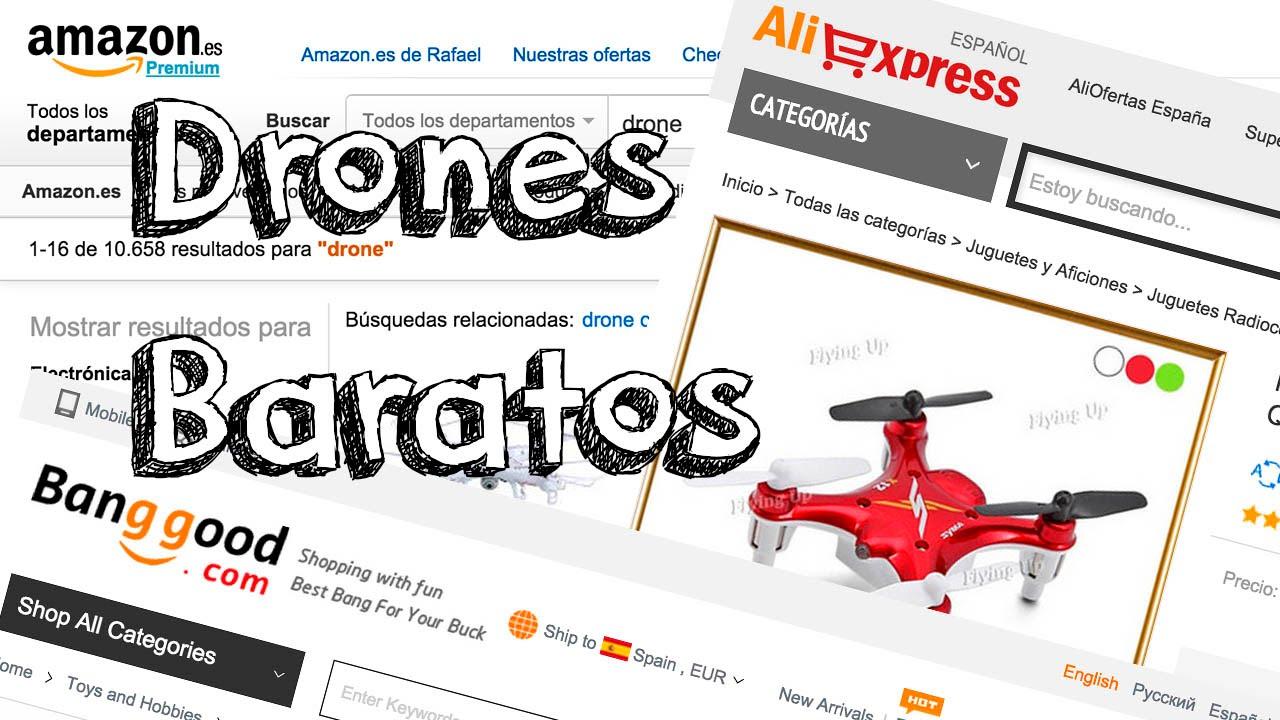 Donde comprar drones baratos desde paginas web chinas - Donde comprar trapillo barato ...