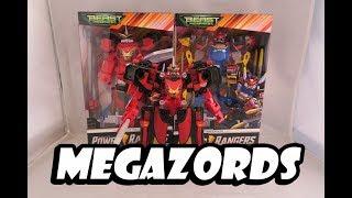 Beast Racer Zord & Beast-X Megazord Review  | Hasbro (Power Rangers Beast Morphers)