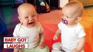 Baby Brothers and Sisters | Cute Babies Compilation