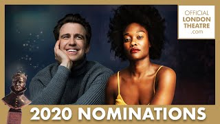 Nominations Announcement for Olivier Awards 2020 with Mastercard