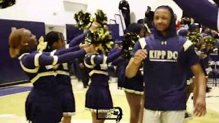 KIPP Panthers Win Battle Of The KIPP's Over KIPP-Somerset Bulldogs In Back & Forth Duel