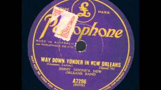 Way Down Yonder In New Orleans : Jimmie Noone and His New Orleans Band
