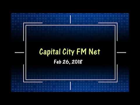 VE2CRA - Capital City FM Net - Feb 26, 2018