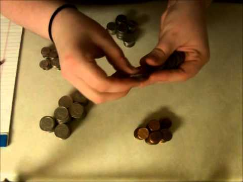 ASMR Soft Spoken Bank Teller Roleplay - (Counting, coins, talking, sorting, deliberate task)