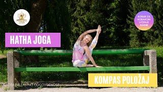 Hatha Joga - Compass Pose