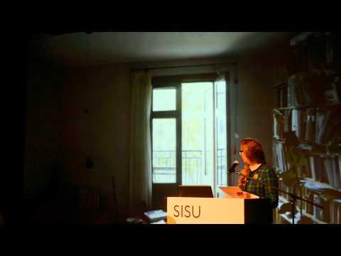 "SISU 2015: Aet Ader ""Housing as a private matter"""