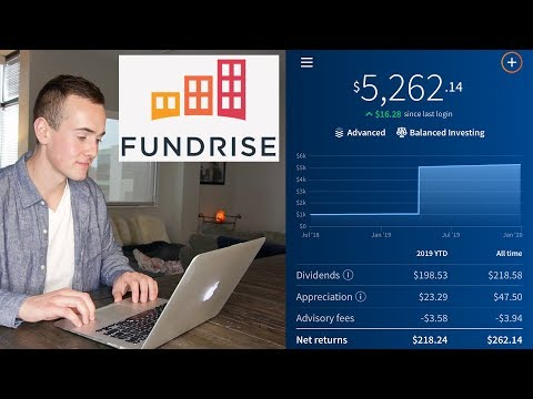 I Invested $5,000 In Fundrise And Here's What Happened (18 Month Update)