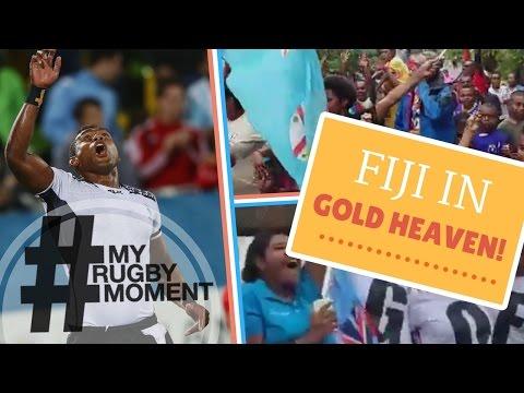 Fijians Dance the Night Away After First Ever Gold!