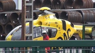 NRWspot.de | Hagen-Haspe – Mann bei Arbeitsunfall schwerst verletzt