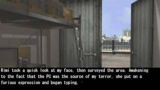 Chaos Head Game - Whoes eyes are thoes eyes delusions