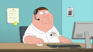 Suicide Hotline - Family Guy